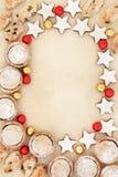 Christmas Sweet Treats Royalty Free Stock Photos