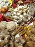 Christmas sweets Royalty Free Stock Photo