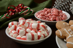 Christmas sweets Royalty Free Stock Photos