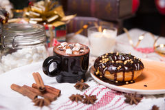 The christmas sweets Stock Images