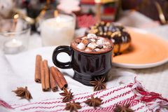 The christmas sweets Stock Photography