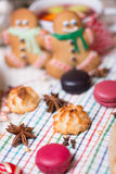 The christmas sweets Stock Image