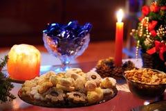 Christmas sweets Stock Image