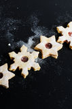 christmas sweets Stock Images