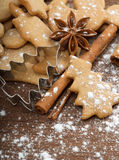 Christmas sweets Royalty Free Stock Photography