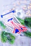 Christmas sweety Stock Photos