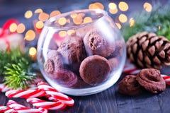 Christmas sweety Stock Photo