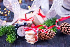 Christmas sweety Royalty Free Stock Image