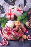 Christmas sweety Royalty Free Stock Photo