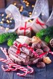 Christmas sweety Stock Images