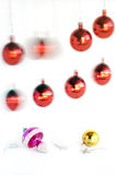Christmas swing Stock Images