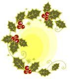 Christmas symbol Royalty Free Stock Images