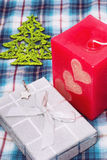 Christmas symbolic Stock Photo