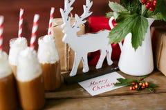 Christmas symbols Royalty Free Stock Photography