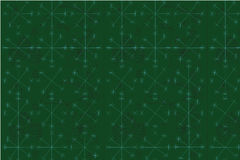 Christmas symbols- wrapping paper Stock Photography