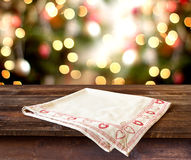Free Christmas Table Royalty Free Stock Photos - 45447428