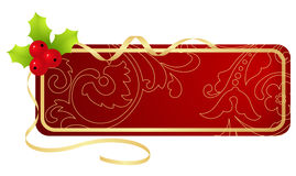 Christmas tablet Royalty Free Stock Photos