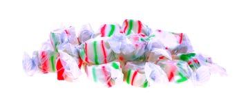 Christmas Taffy Stock Images