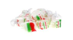 Christmas Taffy Small Group Royalty Free Stock Image