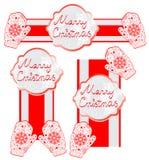 Christmas Tag Stock Photography