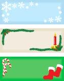 Christmas Tags 2 Royalty Free Stock Photo