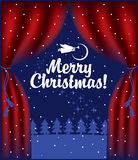 Christmas tale Royalty Free Stock Image