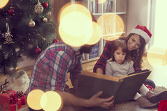 Christmas tale Royalty Free Stock Photo
