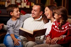 Christmas tales Royalty Free Stock Images