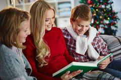 Christmas tales Royalty Free Stock Photos