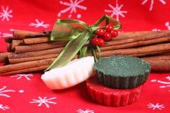 Christmas Tarts Royalty Free Stock Images