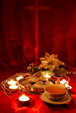 Christmas tea Royalty Free Stock Photos