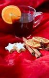 Christmas tea Stock Photo