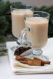 Christmas Tea Royalty Free Stock Image