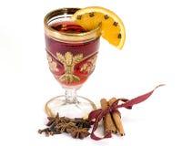 Christmas Tea Royalty Free Stock Photography