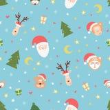 Christmas team Stock Photo