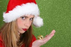 Christmas Teen Stock Photos
