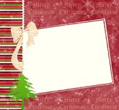 Christmas template royalty free illustration