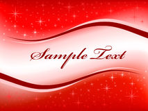 Christmas Template Royalty Free Stock Images