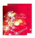 Christmas template designs Stock Image