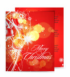 Christmas template designs Stock Photo