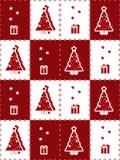 Christmas texture Stock Image