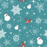 Christmas texture vector illustration
