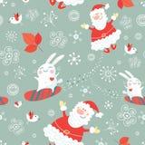 Christmas Texture Stock Photography