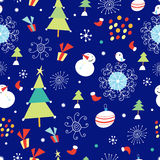 Christmas texture Stock Images