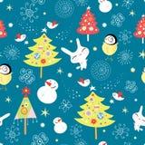 Christmas texture Stock Photo
