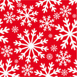 Christmas texture snowflakes Stock Photos