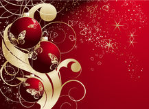 Christmas theme. Royalty Free Stock Images