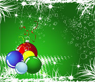 Christmas theme. Stock Photography
