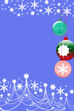 Christmas theme. Christmas design,  illustration,greeting card Stock Photo