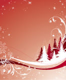 Christmas theme royalty free illustration